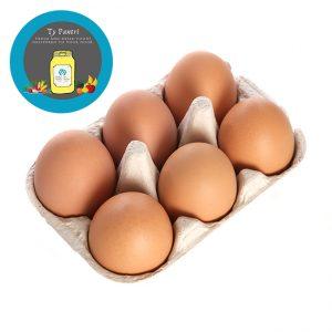 Half a dozen eggs